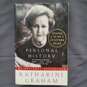 Personal History《我的一生略小于美国现代史》英文原版