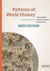 《世界历史格局》,简版:合订本  Patterns of World History, Brief Edition : Combined Volume