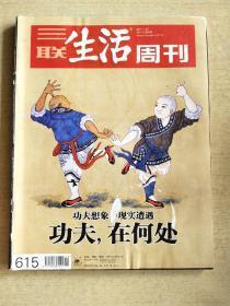 三联生活周刊2011年第4期总第615期(功夫,在何处)
