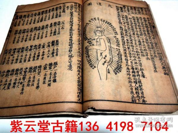 【清】中医;【针灸大成】卷9-卷10  #5575
