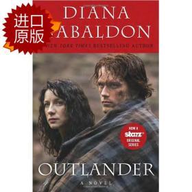 英文原版Outlander Starz Tie-In Edition古战场传奇 异乡人