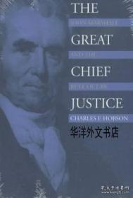 【包邮】The Great Chief Justice