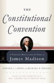 [全新进口原版现货]兰登现代图书馆系列:宪法公约The Constitutional Convention9780812975178