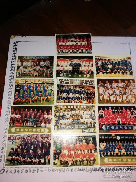 五十几张八九十年代球队,球星,明星照片。