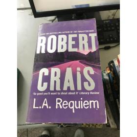 特价正版现货!L.A. Requiem 9780752833958Robert Crais