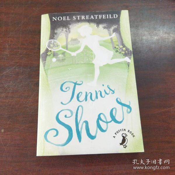 APuffinBook:TennisShoes