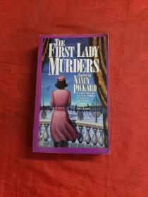 THE FIRST LADY MURDERS