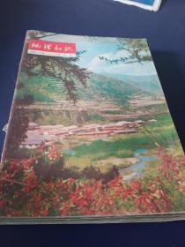 地理知识1977年全年合订本