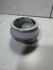 中国景德镇振华陶瓷清真字样香炉