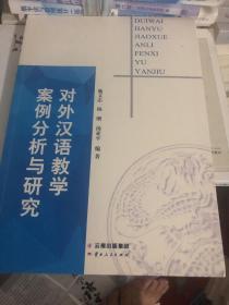对外汉语教学案例分析与研究