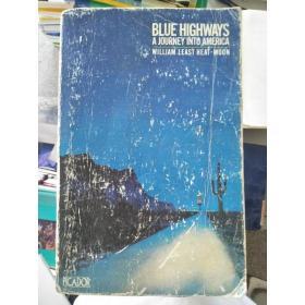 特价特价~Blue Highways: A Journey Into America 全Heat-Moon,
