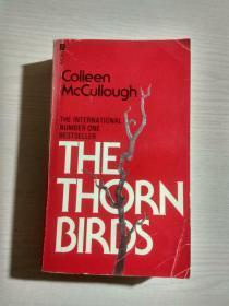The thorn Birds ( 荆棘鸟 )1980 年印 纯英文