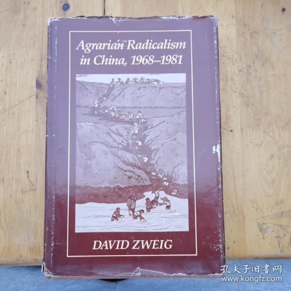 agrarian radicalism in china,1968-1981(500)