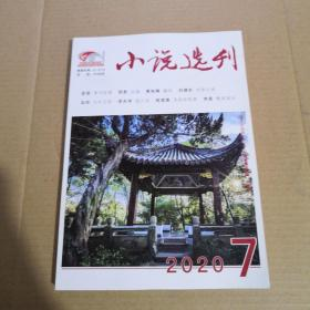 小说选刊2020 7
