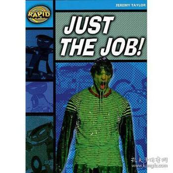 【进口原版】Rapid Stage 2 Set A: Just the Job (Series 1)