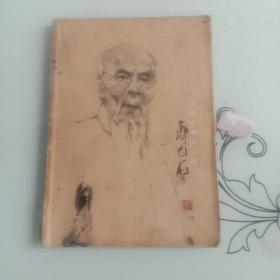 中国名画家全集齐白石