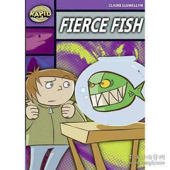 【进口原版】Rapid Stage 1 Set B: Fierce Fish (Series 2)