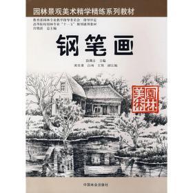 钢笔画段渊古中国林业出版社9787503848308