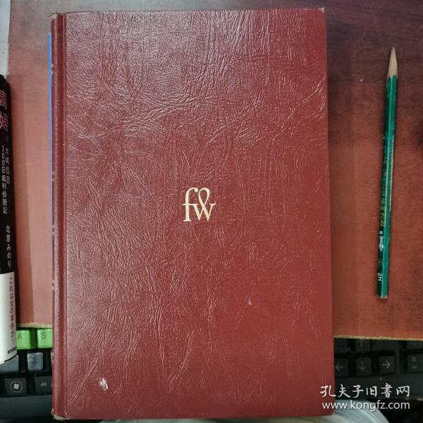 Funk & Wagnalls New Encyclopedia (9)美国百科全书(第9册) (精装英文原版)(544)