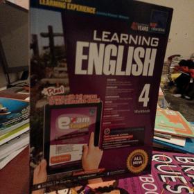 learning english Workbook4