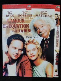 IQ 情缘(DVD9)