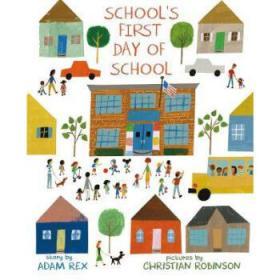 【进口原版】School's First Day of School