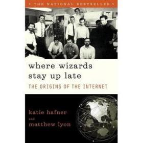 【进口原版】Where Wizards Stay Up Late: The Origins of t...