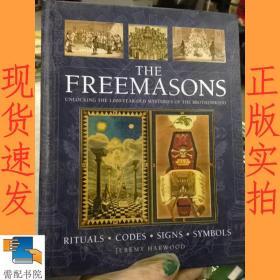 英文书 the  freemasons 共济会
