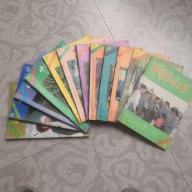 中国农村医学1987年(1一12期)12本