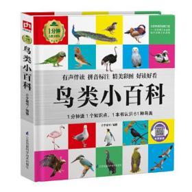鸟类小百科(精装彩图注音版)