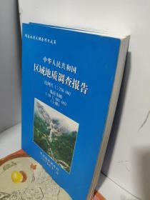 中华人民共和国区域地质调查报告  临沂市幅 上下两册