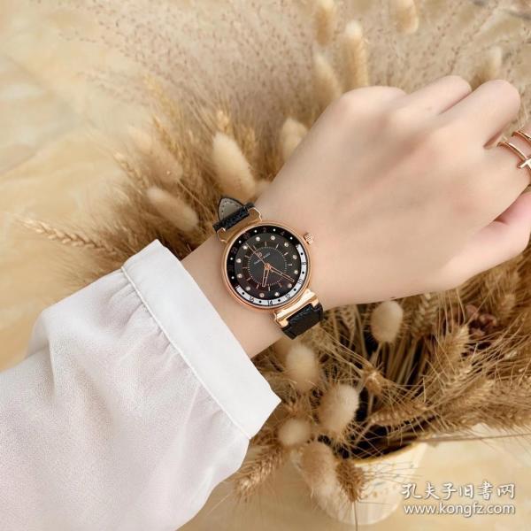巴布洛瑞一新品皮带女表 ¥128一个 欢迎批发 支持直播带货 自主品牌,女士手表,