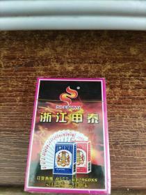 浙江申泰扑克牌