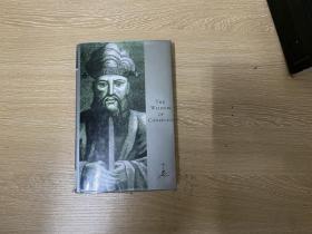 The Wisdom of Confucius    林语堂《孔子的智慧》,其中《中庸》为 辜鸿铭英译,《孔子世家》、《大学》及《论语》《孟子》《礼记》三书选皆为林语堂英译,精装,权威的现代文库版