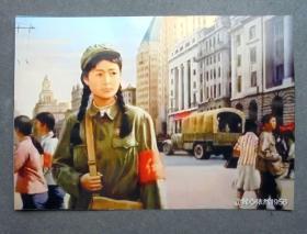 相片  红卫兵   9*12.5厘米