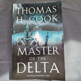 MASTER OF THE DELTA 英文原版