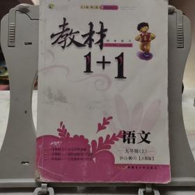 教材1+1同步讲习:语文(九年级上 RJ版 创新彩绘本)
