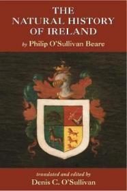 预订 The Natural History of Ireland 爱尔兰自然史,英文原版