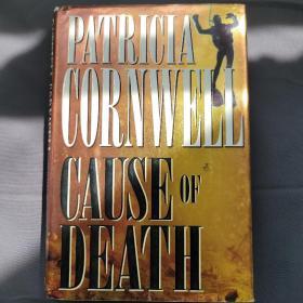 Cause of Death 《死因》英文原版