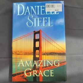 Amazing Grace 《天赐恩宠》英文精装原版