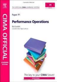 CIMA Official Learning System - Performance Operations