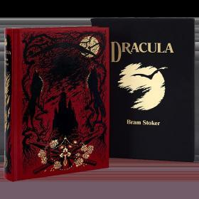 Dracula 德拉库拉伯爵(签名限量版)(预订)