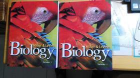 Biology Volume 1 + Volume 2