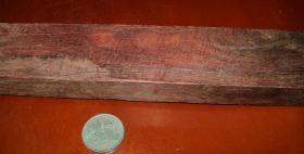 八十年代小叶紫檀老木料