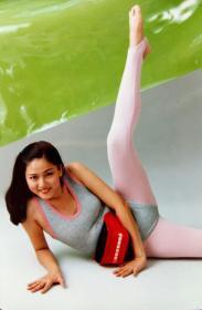 美女体操照片