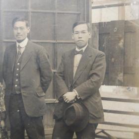 日本大正年间   老相册         古写真   里面老照片64枚    当时物 贵重资料 时代研究用     1922年