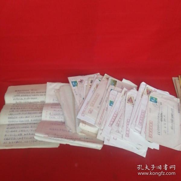 一个失足青年在劳教所与母亲的103封信
