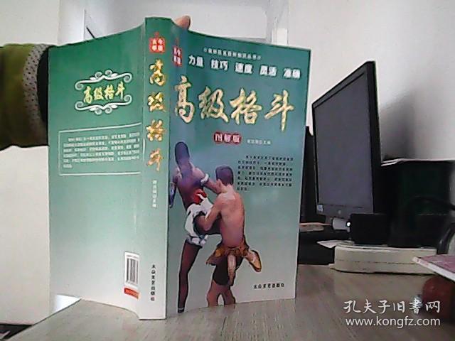 奥林匹克百科知识丛书:高级格斗(图解版)