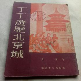 丁丁游历北京城