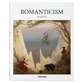 现货[Basic Art]浪漫主义绘画艺术画集画册Romanticism原版书